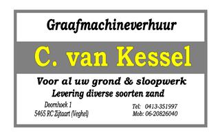 Graafmachineverhuur C. van Kessel